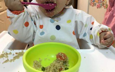 Considerações Gerais sobre BLW – a visão de uma Pediatra